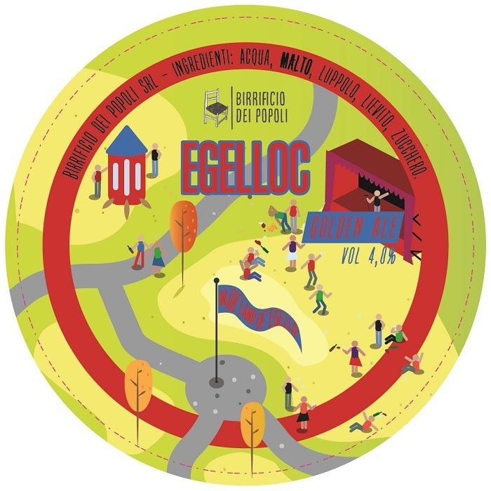 Egelloc - Birra Artigianale - Birrificio dei Popoli