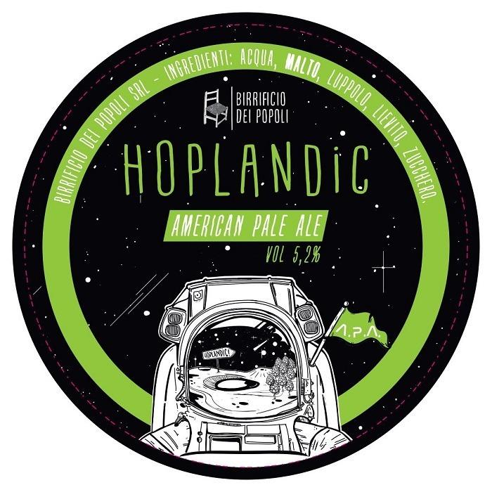 Hoplandic - Birra Artigianale - Birrificio dei Popoli