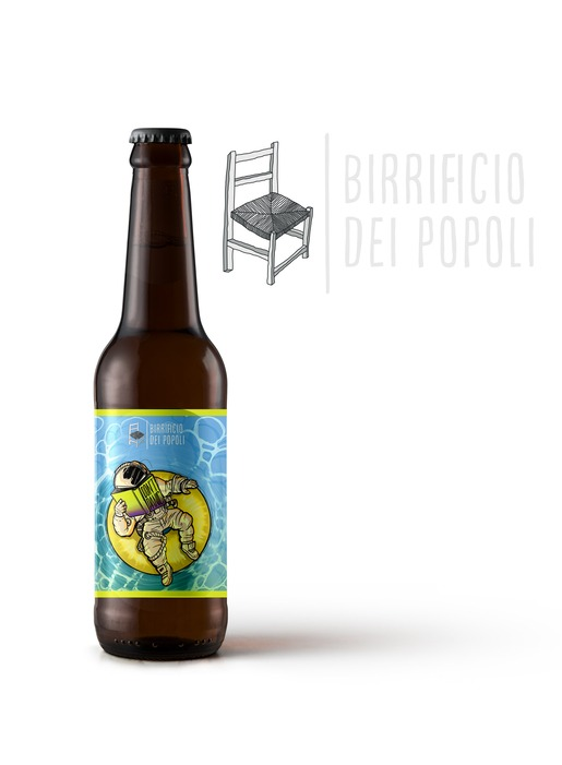 Don't Panic - Birra Artigianale - Birrificio dei Popoli