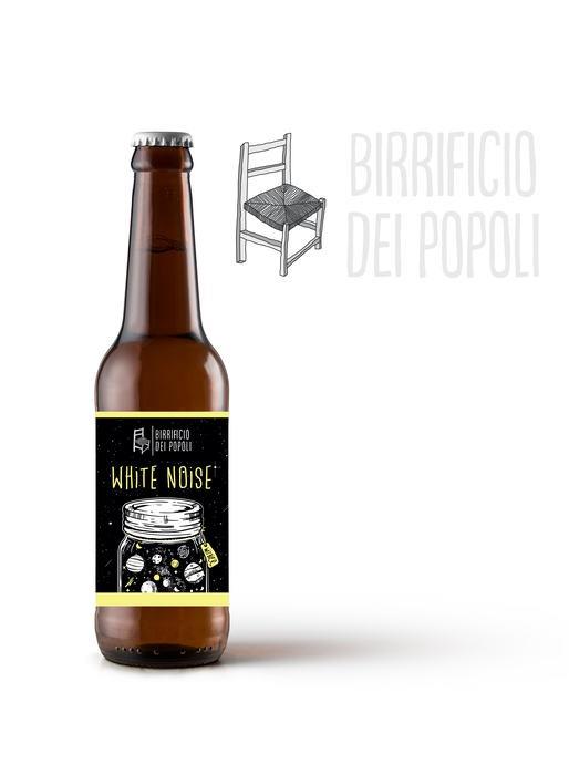 White Noise - Birra Artigianale - Birrificio dei Popoli